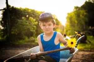 טיפול טבעי לילדים
